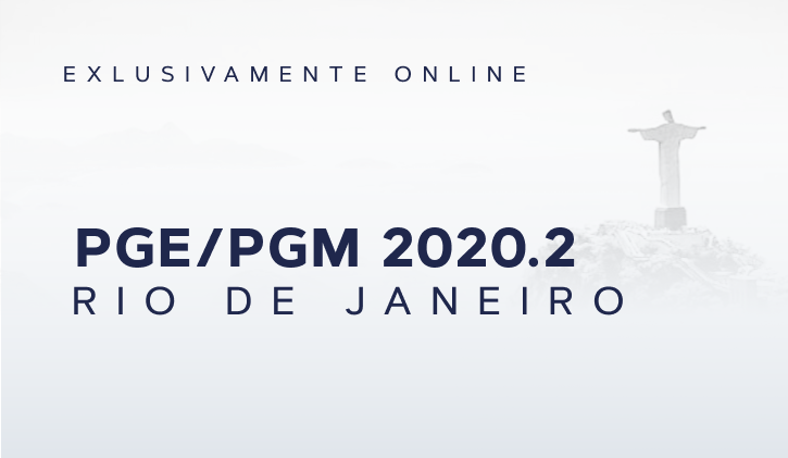 PGE/PGM RIO 2020.2
