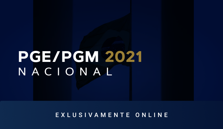 PGE/PGM NACIONAL 2021.1