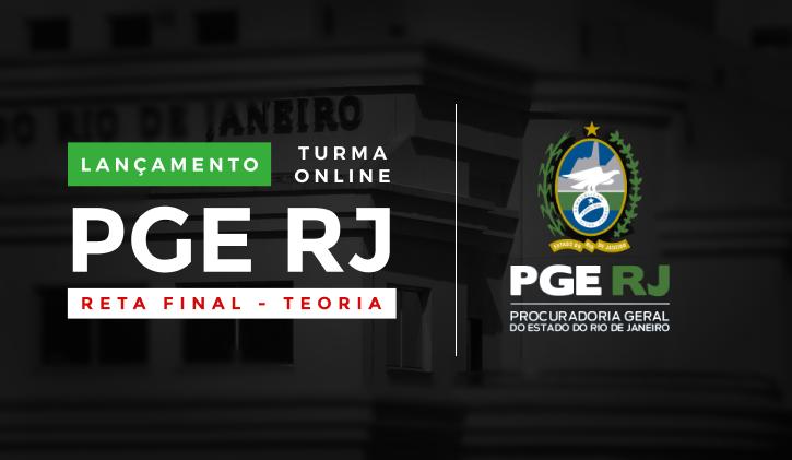 PGE/RJ 2021 - RETA FINAL